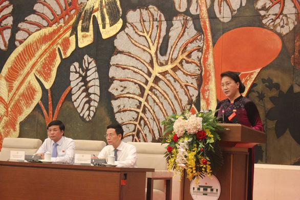 Chủ tịch Quốc hội: Báo chí là cầu nối quan trọng để Quốc hội gần dân - Ảnh 1.