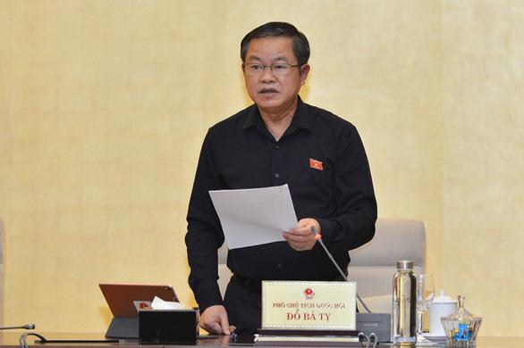 Quốc hội phê chuẩn các phó chủ tịch và ủy viên Hội đồng bầu cử quốc gia - Ảnh 10.