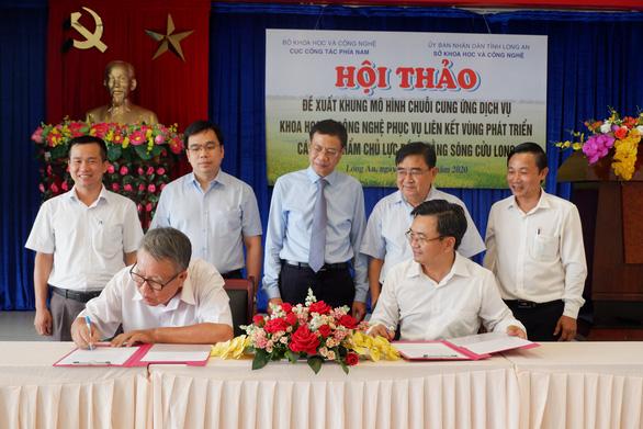 Đề xuất 3 chương trình phát triển khoa học - công nghệ cho Đồng bằng sông Cửu Long - Ảnh 1.