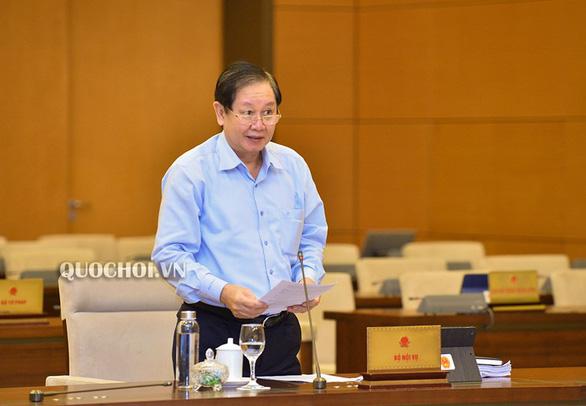 Quốc hội phê chuẩn các phó chủ tịch và ủy viên Hội đồng bầu cử quốc gia - Ảnh 14.