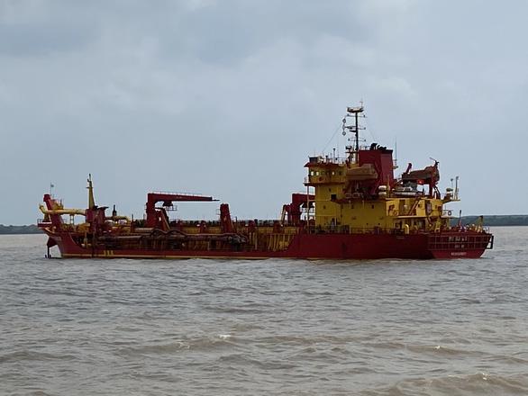 Khơi thông sông Soài Rạp, tàu 20.000 - 30.000 tấn có thể về cảng TP.HCM - Ảnh 2.