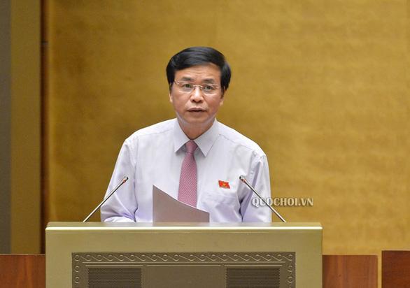 Quốc hội phê chuẩn các phó chủ tịch và ủy viên Hội đồng bầu cử quốc gia - Ảnh 13.