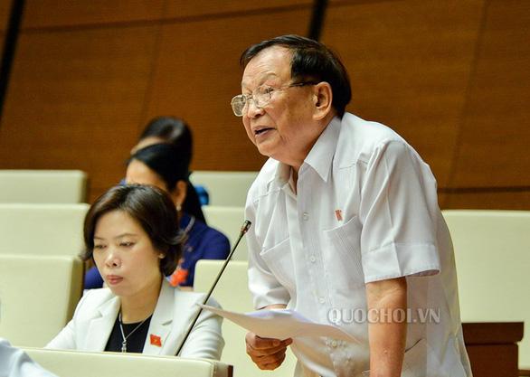 Quốc hội phê chuẩn các phó chủ tịch và ủy viên Hội đồng bầu cử quốc gia - Ảnh 19.