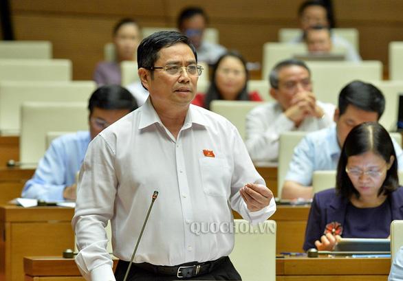 Quốc hội phê chuẩn các phó chủ tịch và ủy viên Hội đồng bầu cử quốc gia - Ảnh 5.