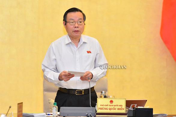 Quốc hội phê chuẩn các phó chủ tịch và ủy viên Hội đồng bầu cử quốc gia - Ảnh 11.