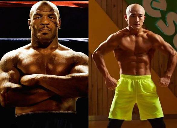 Đệ nhất thiếu lâm Yilong: Nếu được sử dụng chân, tôi có cơ hội thắng Mike Tyson - Ảnh 1.