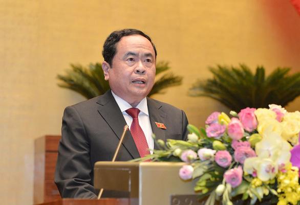 Quốc hội phê chuẩn các phó chủ tịch và ủy viên Hội đồng bầu cử quốc gia - Ảnh 3.