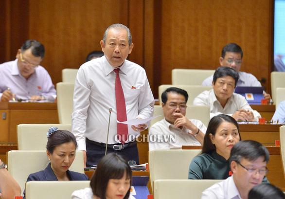 Quốc hội phê chuẩn các phó chủ tịch và ủy viên Hội đồng bầu cử quốc gia - Ảnh 2.