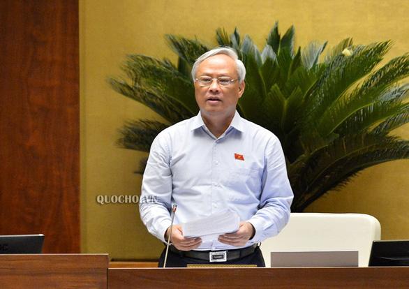 Quốc hội phê chuẩn các phó chủ tịch và ủy viên Hội đồng bầu cử quốc gia - Ảnh 9.