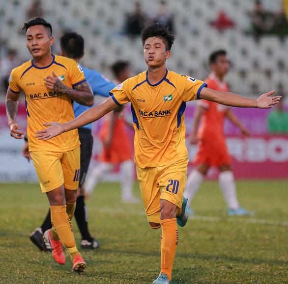 Thống kê V-League sau vòng 4: Vinh danh Sông Lam Nghệ An - Ảnh 1.