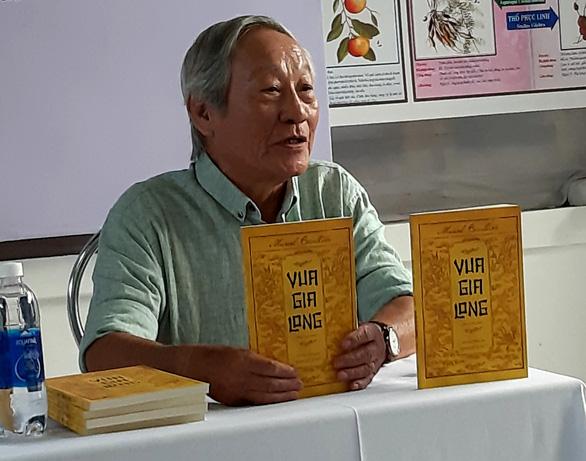 Một cái nhìn từ kẻ khác về vua Gia Long và sử Việt - Ảnh 1.