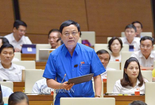 Đại biểu Quốc hội tranh luận vụ Hồ Duy Hải - Ảnh 1.
