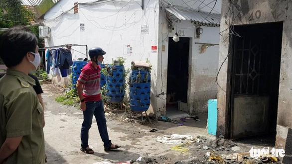Nghi phạm đốt nhà trọ làm 3 người chết bị bắt tại Tiền Giang - Ảnh 6.