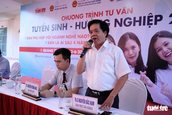 Tư vấn tuyển sinh - hướng nghiệp lần đầu đến Quảng Trị - Ảnh 9.