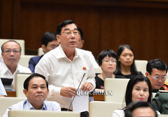 Đại biểu Quốc hội tranh luận vụ Hồ Duy Hải - Ảnh 2.