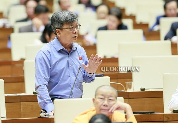 Đại biểu Hoàng Đức Thắng: 'Không làm sai, làm trái thì ai chống phá được' - Ảnh 3.
