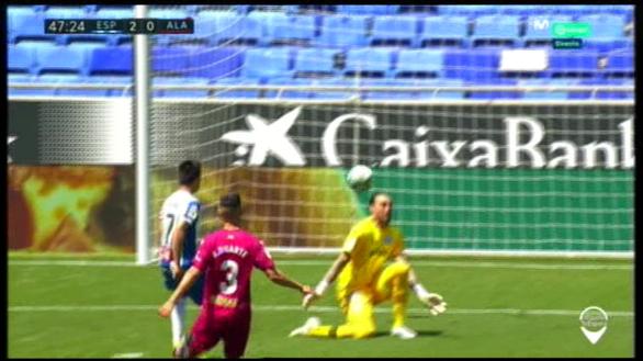 Sao Trung Quốc Wu Lei tỏa sáng giúp Espanyol giành 3 điểm quý giá - Ảnh 2.