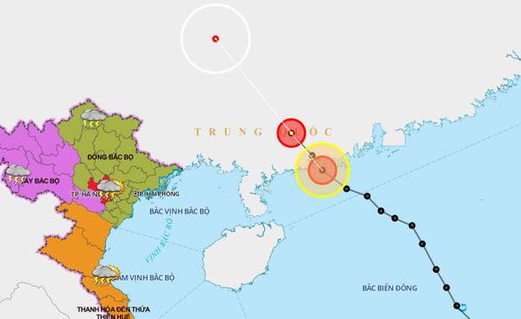 Bão tan, Bắc Bộ - Bắc Trung Bộ đề phòng mưa lớn gây lũ quét, lở đất - Ảnh 1.