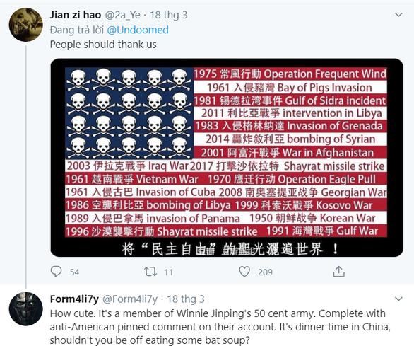 Bị Twitter xóa nhiều tài khoản ủng hộ, Bắc Kinh đòi xóa lại các tài khoản chống đối - Ảnh 2.