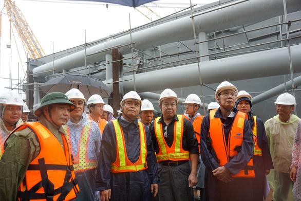 Dự án chống ngập 10.000 tỉ tại TP.HCM đã đạt 78% khối lượng - Ảnh 1.