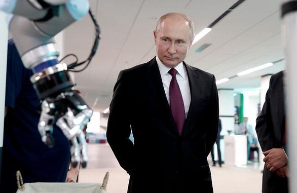 Ông Putin nói gì về cách đối phó vũ khí siêu thanh của nước khác? - Ảnh 1.