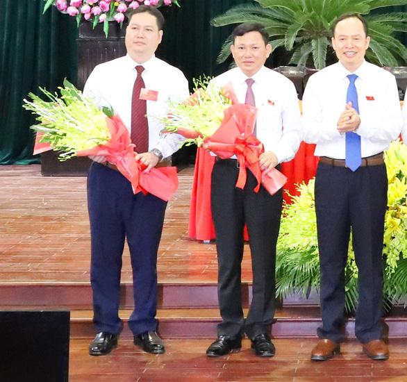 Trưởng Ban khu kinh tế Nghi Sơn làm phó chủ tịch tỉnh Thanh Hóa - Ảnh 1.