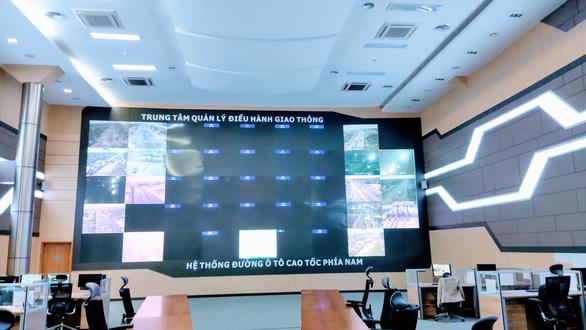 2,5 tỉ đồng khôi phục giao thông thông minh cao tốc TP.HCM - Trung Lương - Ảnh 1.