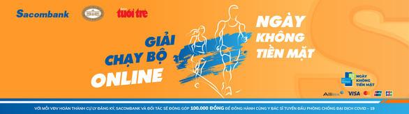 Hơn 20% số người người tham gia đã hoàn thành Giải chạy bộ hưởng ứng Ngày không tiền mặt 2020 - Ảnh 3.