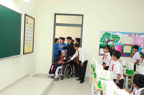 Khánh thành trường tiểu học Long Khánh A3 - Điểm trường cô giáo Phan Thị Nhế - Ảnh 3.
