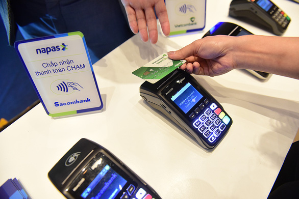 Ưu đãi khi thanh toán bằng thẻ chip nội địa NAPAS (VCCS) - Ảnh 1.