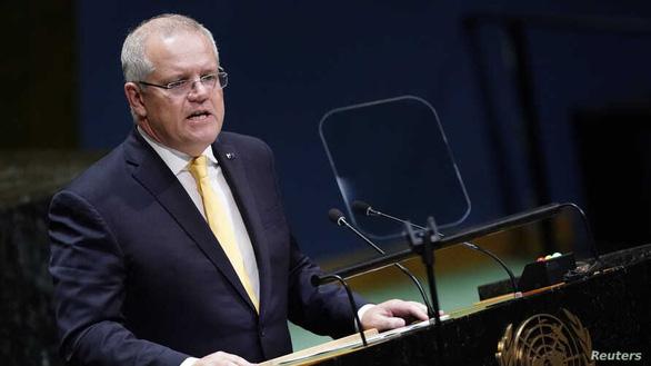 Cựu diễn viên Úc bị Trung Quốc tuyên tử hình, thủ tướng Úc phản ứng - Ảnh 1.