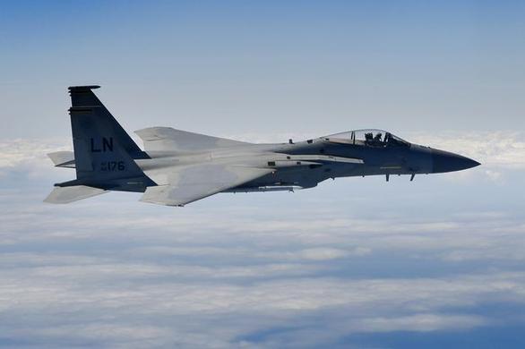 Một tiêm kích mới lao xuống biển, chưa tròn tháng Mỹ mất 3 máy bay chiến đấu - Ảnh 1.