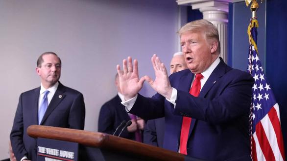 Ông Trump cáo buộc Trung Quốc tiếp tục vi phạm cam kết với Mỹ và các nước - Ảnh 1.