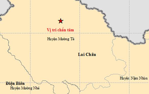 Động đất lại xảy ra ở Lai Châu - Ảnh 1.