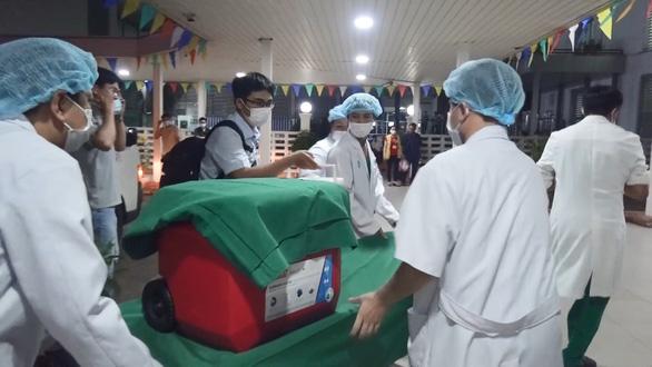 Chợ Rẫy lấy tim một phụ nữ chết não ghép cho một bệnh nhân nam - Ảnh 3.