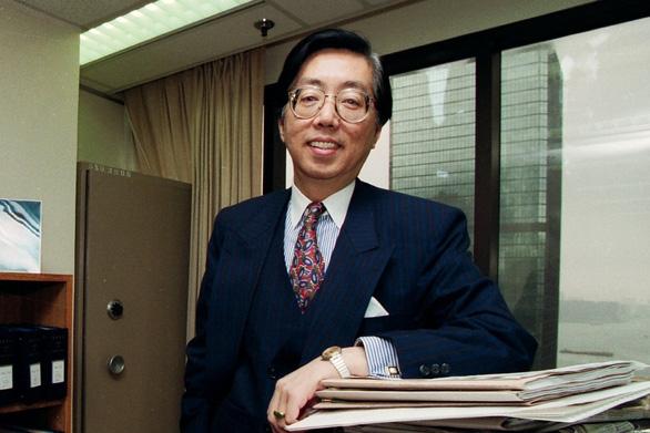 Luật sư Hong Kong nổi tiếng  Peter Nguyen sinh ở Việt Nam qua đời - Ảnh 1.