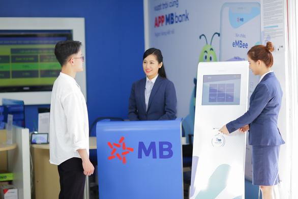MB vững vàng trên nền tảng quản trị rủi ro vượt trội - Ảnh 1.