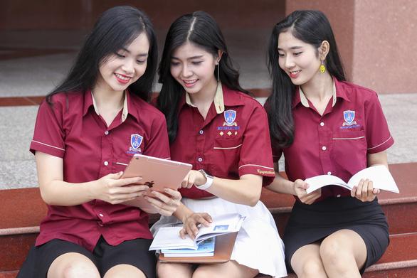 Tự tin vào đại học bằng tổng điểm trung bình 3 học kỳ - Ảnh 1.