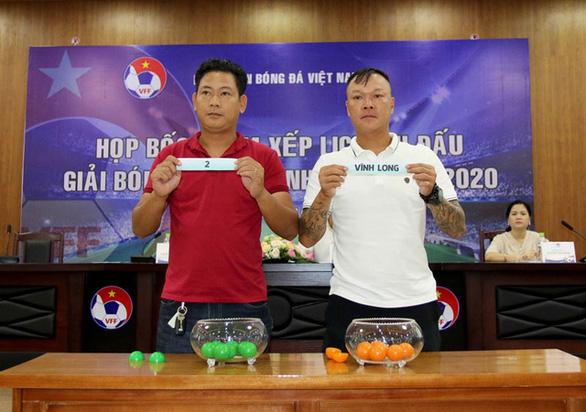 Giải hạng nhì quốc gia 2020 có đến có 2 nhà vô địch - Ảnh 1.