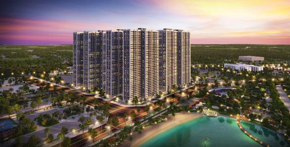 MIKGroup đẩy mạnh phát triển chung cư cao cấp Tây Hà Nội - Ảnh 1.