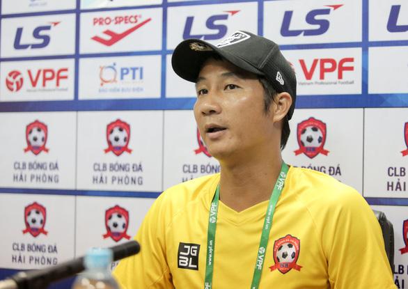 Trung vệ Việt kiều vẫn được khen dù đá phản lưới nhà khiến Hải Phòng thua - Ảnh 1.