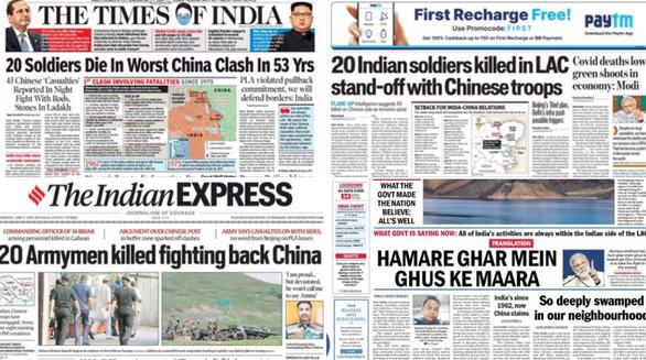 Trung Quốc thiệt hại gấp đôi Ấn Độ trong đụng độ ở biên giới? - Ảnh 2.