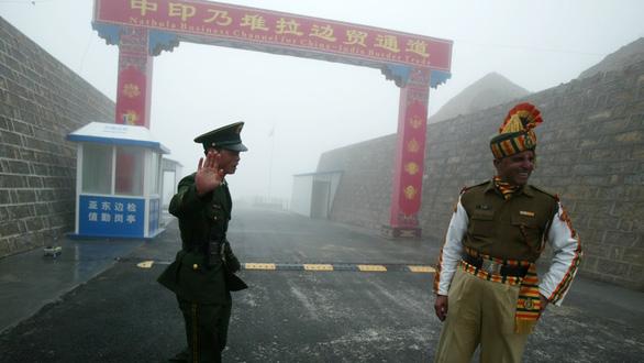 40 ngày xung đột nảy lửa ở biên giới Trung - Ấn - Ảnh 1.