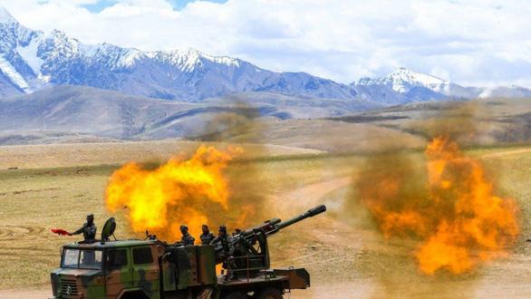 Trung Quốc tung tin tập trận lớn tại Tây Tạng để dằn mặt Ấn Độ? - Ảnh 1.