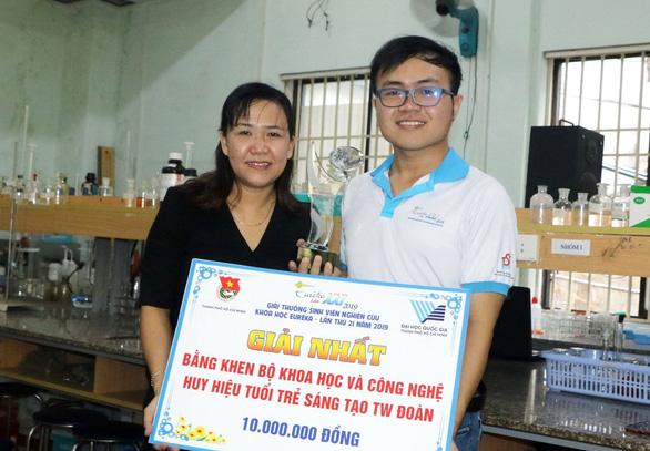 Ba phụ nữ Việt lọt top 100 nhà khoa học tiêu biểu châu Á - Ảnh 1.