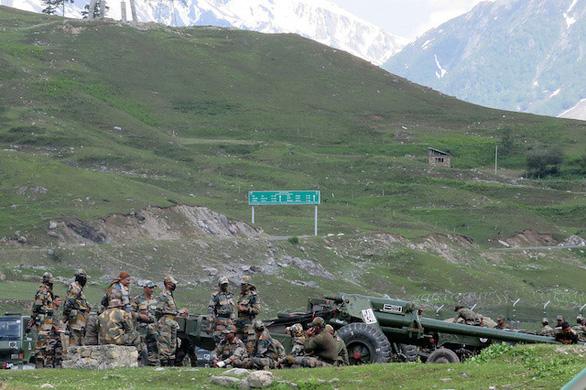 20 binh sĩ Ấn Độ thiệt mạng trong cuộc đụng độ với Trung Quốc - Ảnh 1.
