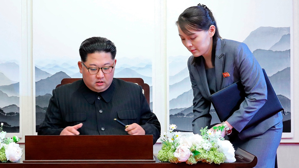 Em gái Kim Jong Un bước ra khỏi bóng anh trai? - Ảnh 4.