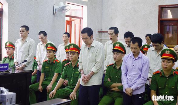 Tuyên y án tử hình 6 bị cáo trong vụ cưỡng bức, sát hại nữ sinh giao gà - Ảnh 1.