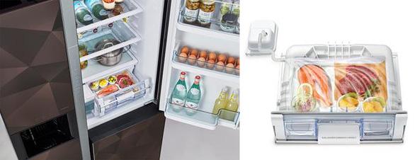 Hitachi ra mắt tủ lạnh 4 cửa R-WB640VGV0 với Ngăn Chân Không độc đáo - Ảnh 2.