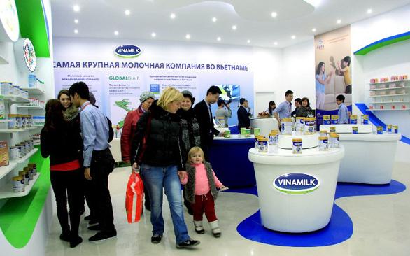 Vinamilk được cấp phép xuất khẩu sữa vào liên minh kinh tế Á - Âu - Ảnh 1.